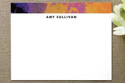 Splash of Color Business Stationery