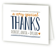 Handwritten Arrival Birth Announcements Thank You Cards