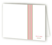 Bungalow Birth Announcements Thank You Cards