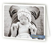 Checkers Birth Announcements Thank You Cards