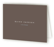 high style baby Birth Announcements Thank You Cards
