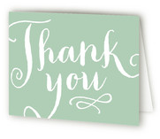 Darling Birth Birth Announcements Thank You Cards