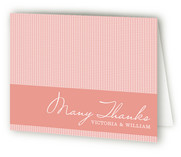 Banner Baby Birth Announcements Thank You Cards