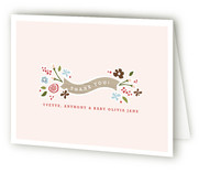 Fairy Tale Beginnings Birth Announcements Thank You Cards