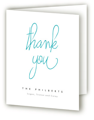Simply Adorable Birth Announcements Thank You Cards