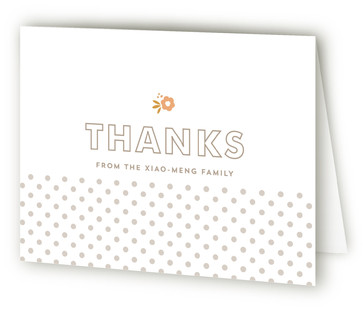 Oakley Birth Announcements Thank You Cards