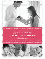 Sweet Arrival Birth Announcements