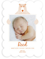 Teddy Birth Announcements