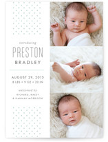 Cascade Birth Announcements