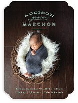 Made By Birth Announcements