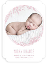Perfect Bundle Birth Announcements