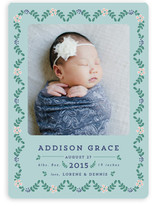 Ooh Baby Baby Birth Announcements