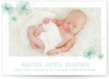 Little Starbursts Birth Announcements