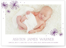 Little Starbursts Birth Announcements