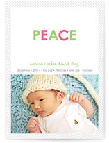Peaceful Baby by Amy Sheridan
