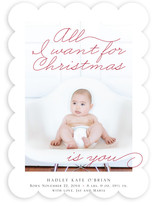 All I Want Birth Announcements