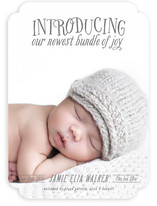 Introducing Birth Announcements