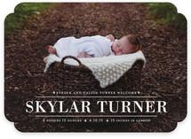 Tiny Elegance Birth Announcements
