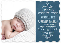 Sweet Star Birth Announcements