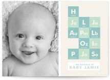 Elements Birth Announcements