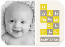Elements Birth Announcements