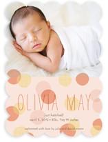 Spring Hatch Birth Announcements