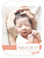 Amazing Grace Birth Announcements