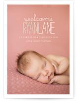 Devon Birth Announcements