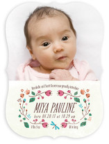 Floraison Birth Announcements