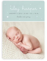 Riley Birth Announcements