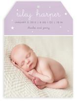 Riley Star Birth Announcements