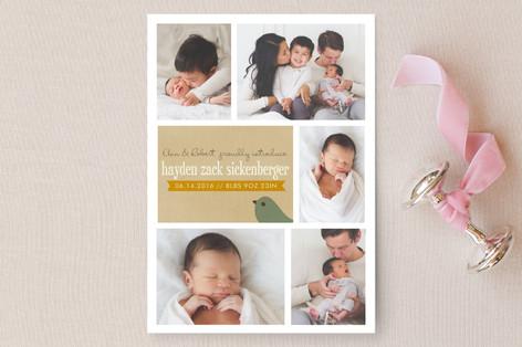 Multi-Treat Birth Announcements