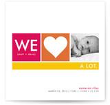 We Heart Baby by Kayla Grunder