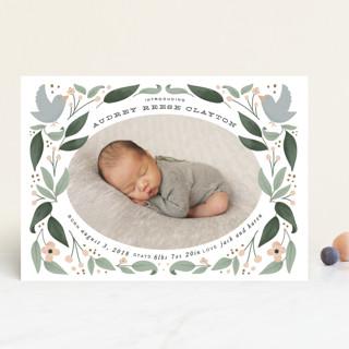 little birdie Birth Announcements