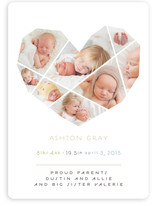 Complete Love Birth Announcements