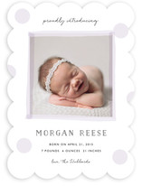 Playtime Birth Announcements