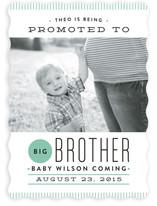 Big Promotion Birth Announcements
