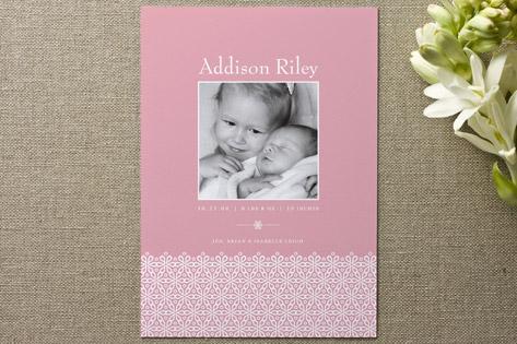 Tallulah Birth Announcements