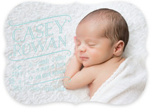 The Deets Birth Announcements