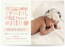 Cute Birth Announcements