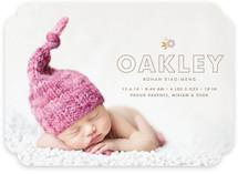 Oakley Birth Announcements