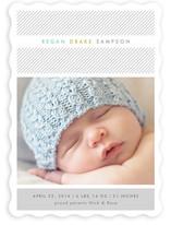 Business Attire Birth Announcements