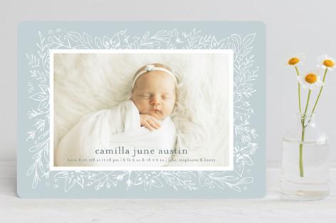 Camilla Birth Announcements