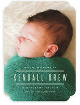 Cheeky Birth Announcements