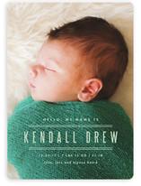 Cheeky Birth Announcements