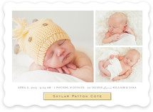 Harmony Birth Announcements