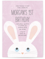 The Big Hunt Children's Birthday Party Invitations
