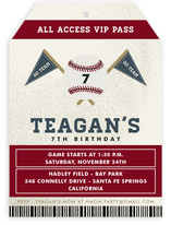 Baseball Game Pass