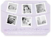 Hanging Out Children's Birthday Party Invitations
