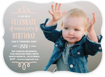 Fancy Day! Children's Birthday Party Invitations